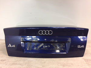 Audi A4 B5 European Trunk Lid- Clearance