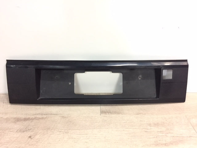 B3 Passat Wagon License Plate Tub