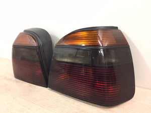OEM Euro Mk3 Golf Smoked Tail Lights