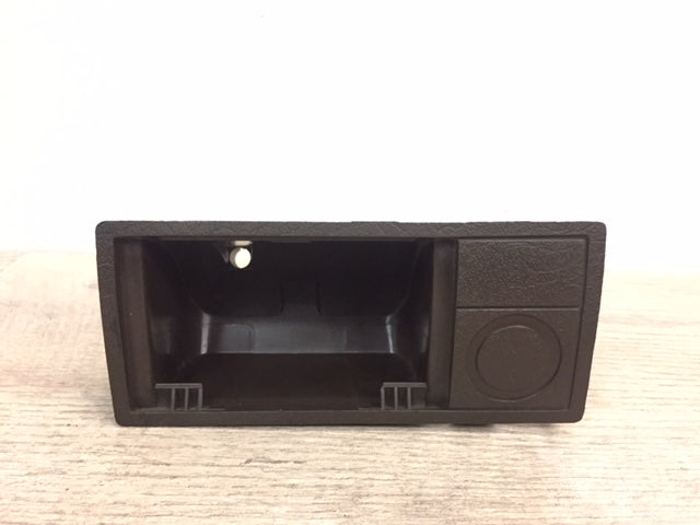 NOS Early Mk1 Ashtray Surround (Dark Brown)