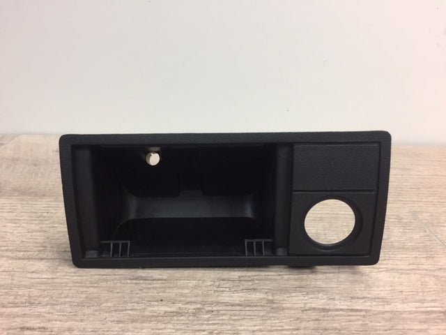 NOS Early Mk1 Ashtray Surround (Black)