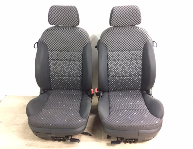 Mk4 2-Door Checkered Seats