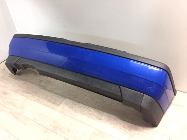 Mk3 Golf Euro Rear Bumper - Texture Top