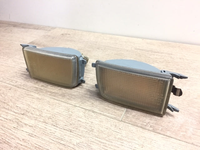 Mk3 Euro Clear Turn Signal Pair