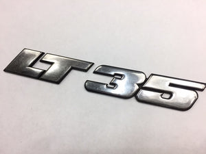 OEM LT35 Badge