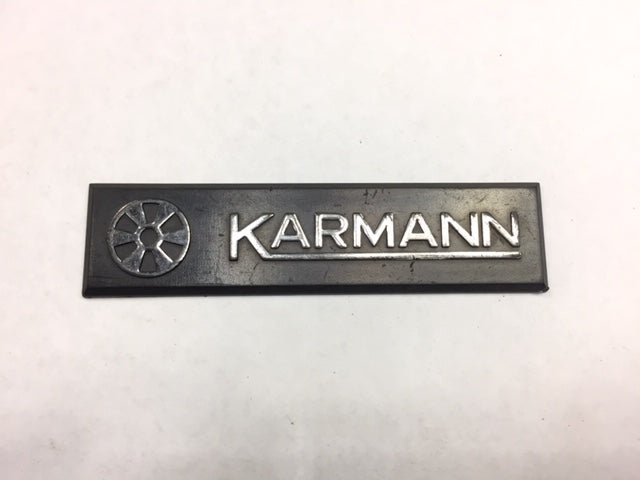OEM Karmann Badge