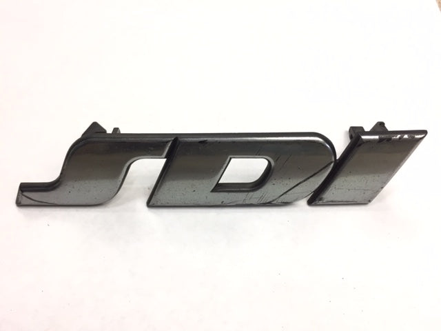 OEM SDI Front Grille Badge
