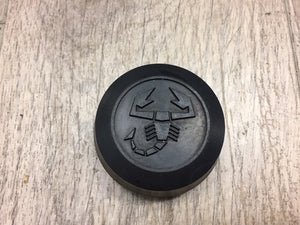 Abarth Center Caps *FREE SHIPPING*