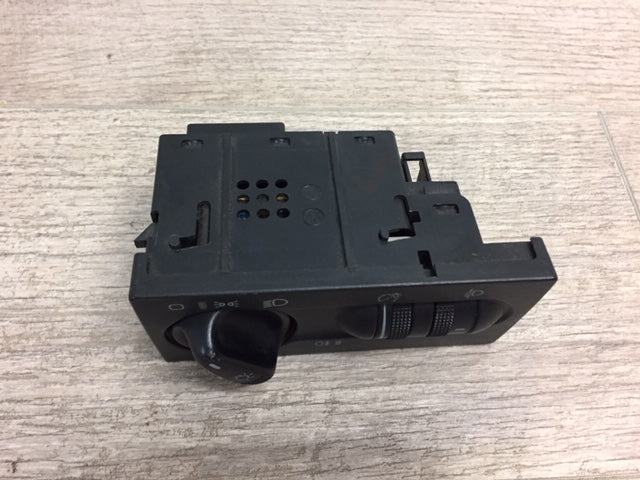 OEM Mk3 Euro Switch with Single Rear Fog and Height Adjust
