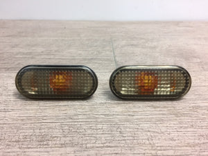 OEM Mk3/Mk4 Euro Smoked Marker Lights