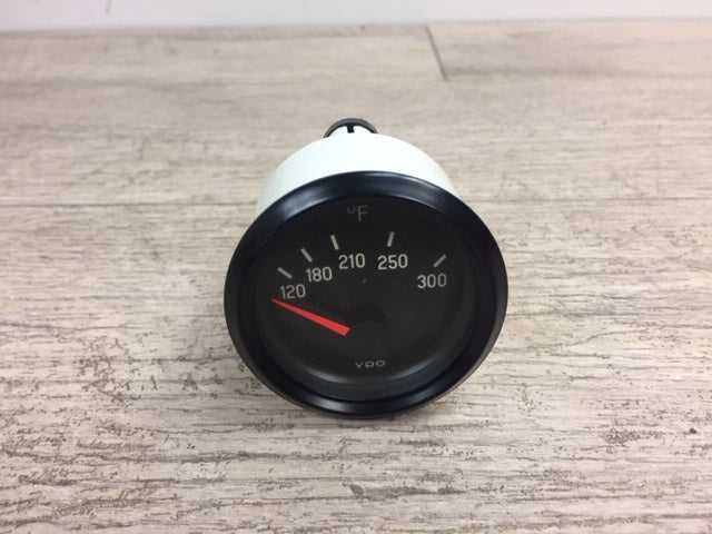 NOS VDO Temperature Analog Gauge