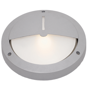 Load image into Gallery viewer, BH052 White Round Bulkhead Eyelid - Mi Lighting