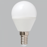 BRIGHT STAR - FROSTED GOLF BALL LED BULB 5W 2700K (BULB LED 120)