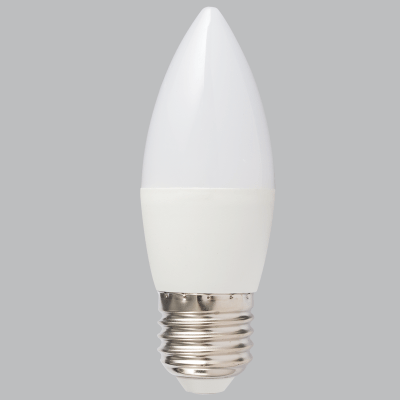 BULB LED 134 Frosted Candle LED Bulb - Mi Lighting