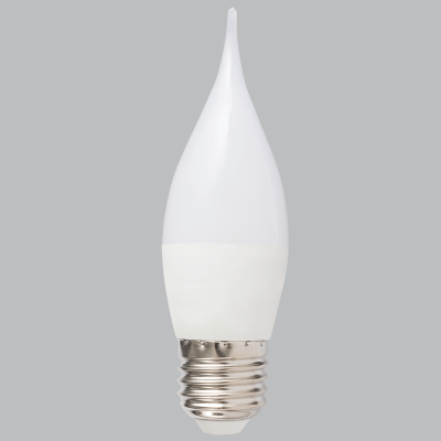 BRIGHT STAR - FROSTED FLAME LED BULB 5W 4000K (BULB LED 136)