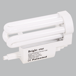 BRIGHT STAR - ENERGY SAVER COOL WHITE BULB