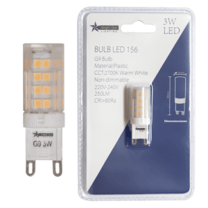 BULB LED 156 Plastic LED Bulb - Mi Lighting