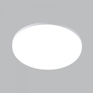 BRIGHT STAR - CEILING FITTING WHITE ROUND 150mm 18W 4000K (CF048/18W WHITE)