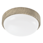 BRIGHT STAR - WOOD POLY CEILING FITTING 15W 4000K (CF126 WOOD)