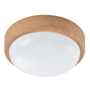 CF128 LIGHT WOOD Poly Ceiling Fitting - Mi Lighting