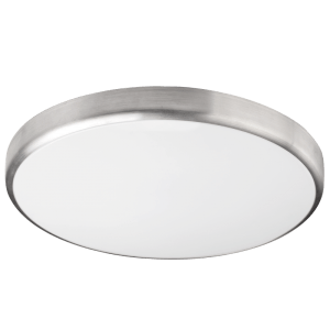 BRIGHT STAR - ALUMINIUM POLY COVER CEILING FITTING