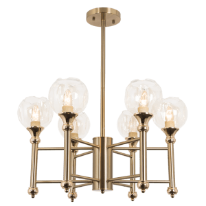 Load image into Gallery viewer, CH262/6 BRASS - Mi Lighting