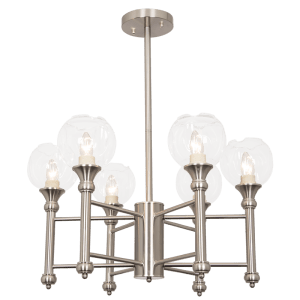 CH263/6 SATIN - Mi Lighting
