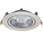 BRIGHT STAR - SATIN TILT LED DOWNLIGHTER