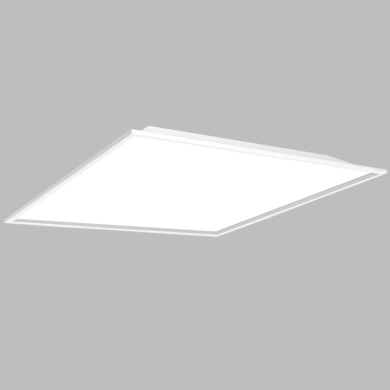 BRIGHT STAR - WHITE ALUMINIUM POLY COVER DOWNLIGHT 40W 4000K (DL515 WHITE)