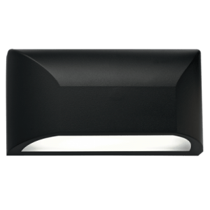 BRIGHT STAR - BLACK/WHITE FOOTLIGHT ABS PC COVER