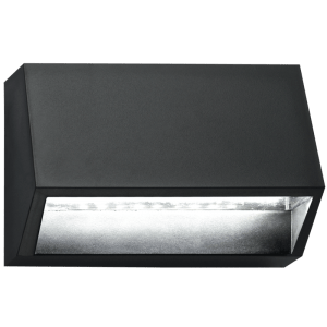 BRIGHT STAR - BLACK/SILVER/WHITE FOOTLIGHT ABS PC COVER