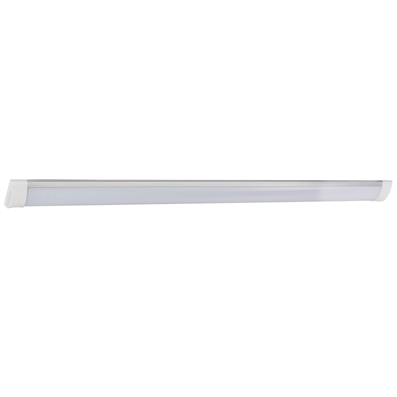 BRIGHT STAR - LONG 2,4M SILVER TRIM PC COVER LED