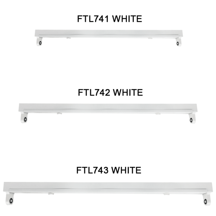 FTL741 WHITE - Mi Lighting