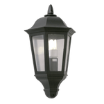 BRIGHT STAR - BLACK HALF LANTERN PVC COVER