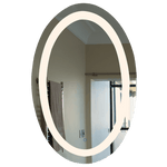 BRIGHT STAR - ROUND MIRROR DIMMABLE