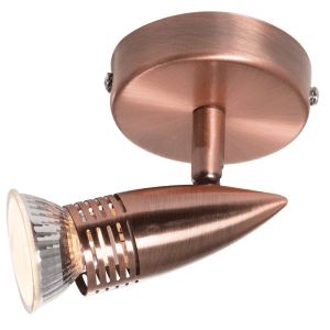 S123/1 COPPER - Mi Lighting