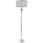 BRIGHT STAR - CHROME STANDING LAMP 40W (SL052 CHROME)