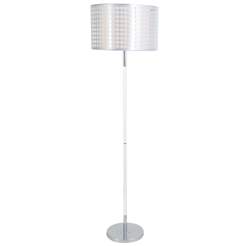 BRIGHT STAR - CHROME FLOOR LAMP 60W (SL294 CHROME)