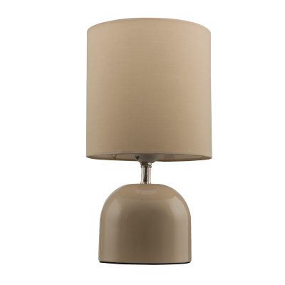 BRIGHT STAR - BEIGE TABLE LAMP