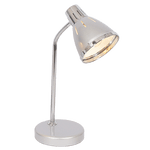 BRIGHT STAR - BLACK/SIVER/WHITE DESK LAMP