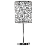 BRIGHT STAR - CHROME TABLE LAMP
