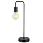 BRIGHT STAR - BLACK TABLE LAMP