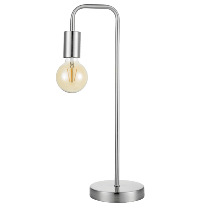 BRIGHT STAR - SATIN TABLE LAMP