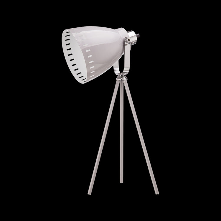 K. LIGHT - BLACK/GREY TRI POD DESK LAMP