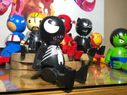 Marvel Round Wooden Puppets