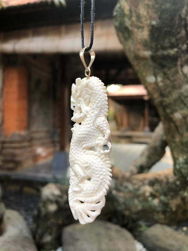 Dragon Bone Necklace