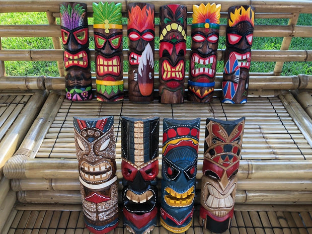 Tiki God Mask (S)