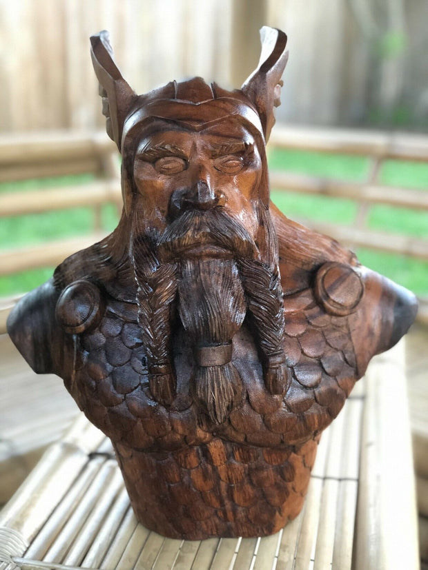 Odin King of Asgard Bust