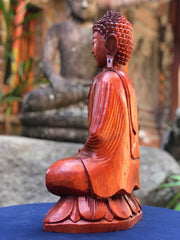Dhyana Lotus Buddha Sculpture (XL)