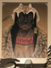Native American Chief Hunter